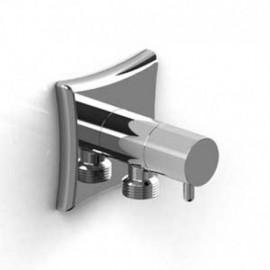 Riobel 770 Elbow supply with shut-off valve