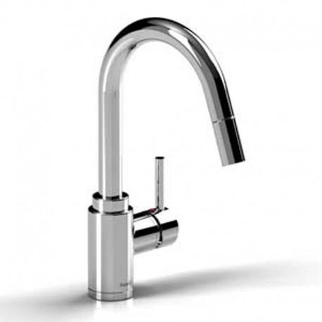 buy riobel bo201ss 15 bora tall kitchen faucet with spray