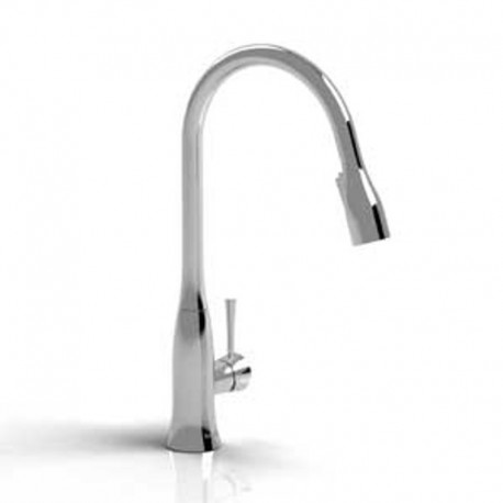 Buy Riobel Ed101 Edge Kitchen Faucet With Spray At Discount Price At