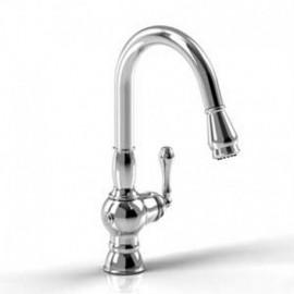 Riobel TC101 Toscani kitchen faucet with spray