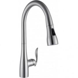 Lluvia Blaze Pull Down Kitchen Faucet - BLAZE