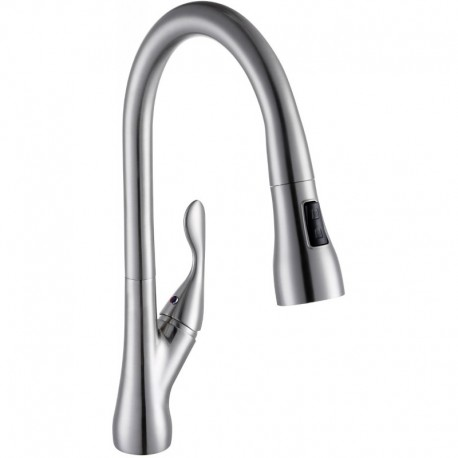 Buy Lluvia Diesel 3 Pull Down Kitchen Faucet Diesel 3 At Discount