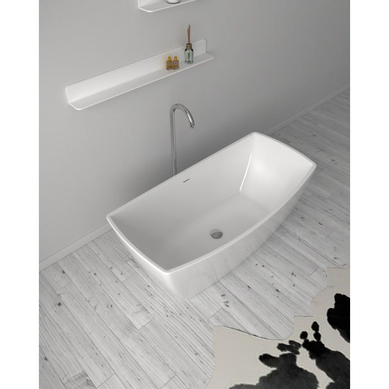 Buy virta venice free standing acrylic bathtub at discount for Best acrylic bathtub to buy