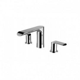 Lluvia Aster 8 Inch Bathroom Lavatory Faucet - ASTER-8