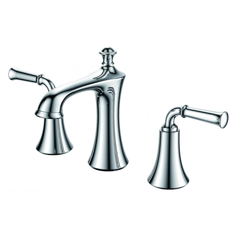 Buy lluvia bluebell 8 inch bathroom lavatory faucet for Bathroom 8 inch faucets
