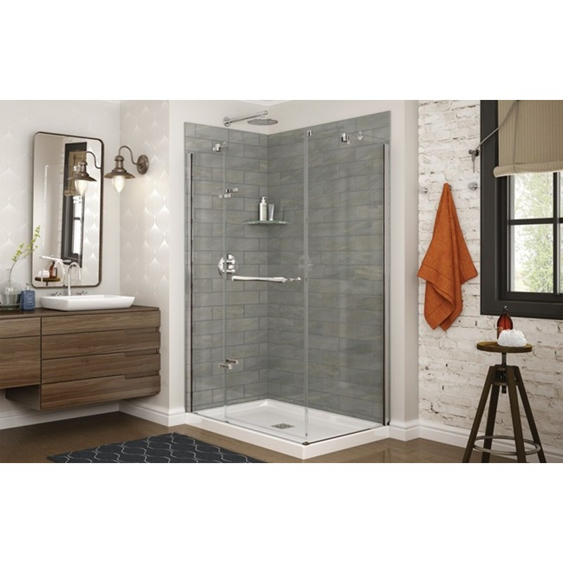 Buy Maax U Tile Side Wall 3680 103415 At Discount Price