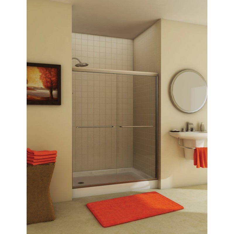 Buy MAAX SESSION SHOWER DR 54-59 12 X 71 - 105415 at Discount Price at Kolani Kitchen & Bath in Toronto | Shower Enclosures - Sl