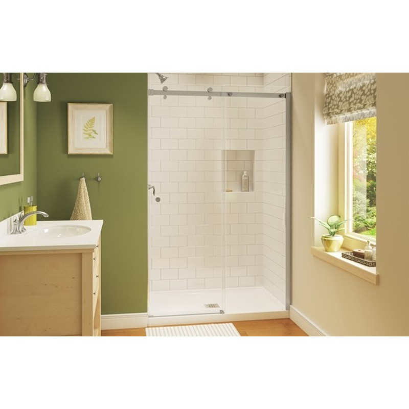 Buy Maax Luminescence Shower Door 56 5 59 138993 At