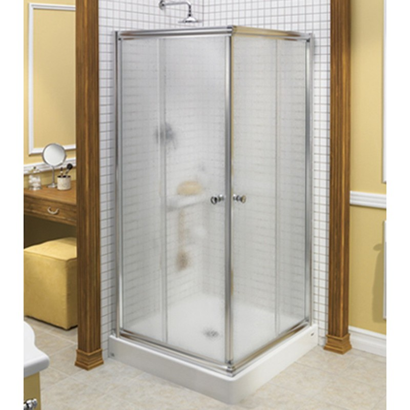 Charming 32 Corner Shower Kit Images Exterior Ideas 3D Gaml Us