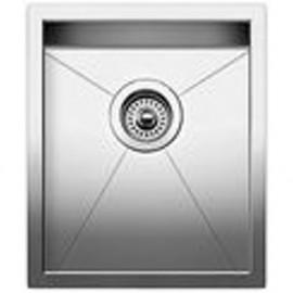 Blanco Precision U 0.75 Bar Steelart Sink15X18