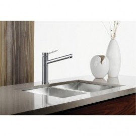 Blanco Precision U2 Steelart Sink 32X18