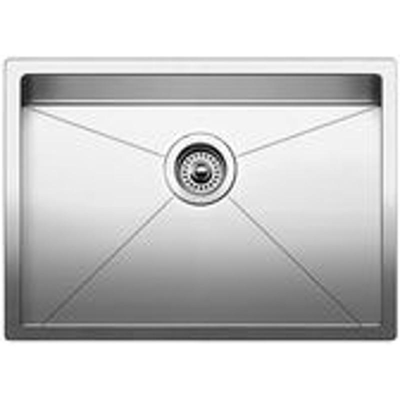 Brands > Blanco > Blanco Radius 10 U 1 Large Steelart Sink 25X18