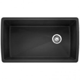 Blanco Diamond Super Single Undermount Anthracite