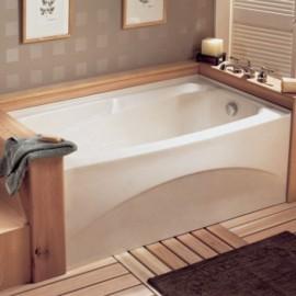 American Standard Colony Lh Bath 60 X32 WInt.Apron - 1701202