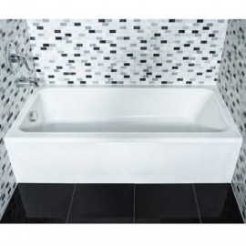 American Standard Evolution Ii Afr Acr Low Thrhld Tub Rho - 1752102