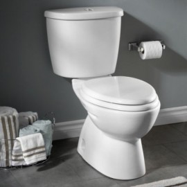 American Standard Dual Flush Nh El Lnd Combo WSc Seat - 2476516