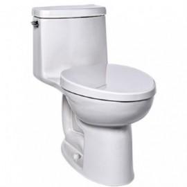 American Standard Loft Rh El 1 Pc Toilet WSeat - 2535128