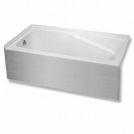 American Standard Studio Lh Bath 60 X30 WInt.Apron - 2631202