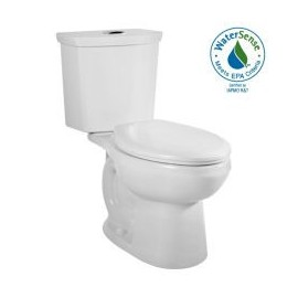 American Standard H2Option Dual Flush El Bowl - 3706216