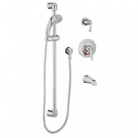 American Standard New Commercial Shower System 6 - 1662212
