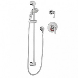 American Standard New Commercial Shower System 3 - 1662223