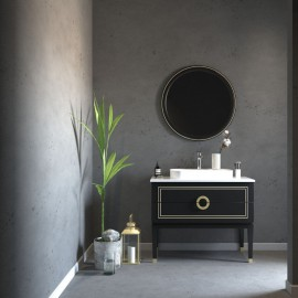 Virta 30 Inch Sarah Floor Mount Single Sink Vanity