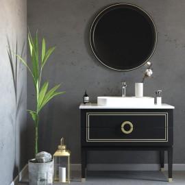 Virta 39 Inch Sarah Floor Mount Single Sink Vanity