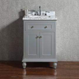 Virta 24 Inch Yasmine Floor Mount Single Sink Vanity