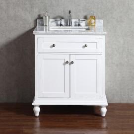 Virta 30 Inch Yasmine Floor Mount Single Sink Vanity