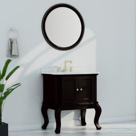 Virta 30 Inch Tempo Floor Mount Single Sink Vanity