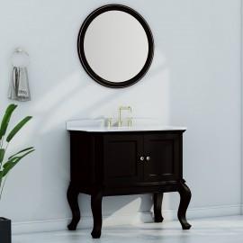 Virta 36 Inch Tempo Floor Mount Single Sink Vanity