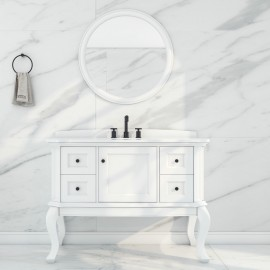 Virta 48 Inch Tempo Floor Mount Single Sink Vanity