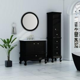 Virta 36 Inch Madera Floor Mount Single Sink Vanity