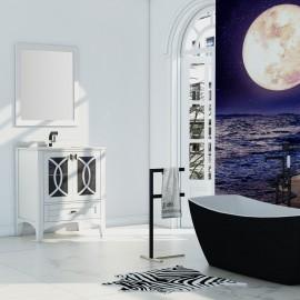 Virta 30 Inch Romance Floor Mount Single Sink Vanity
