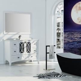 Virta 48 Inch Romance Floor Mount Single Sink Vanity