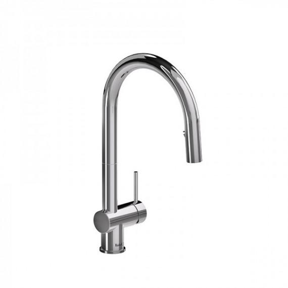 Riobel AZ201 Azure kitchen faucet with spray
