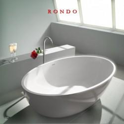 Virta Rondo Free Standing Stone Bathtub