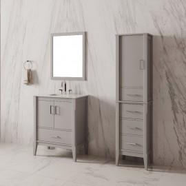 Virta 30 Inch Essence Floor Mount Single Sink Vanity