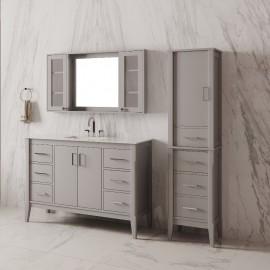 Virta 48 Inch Essence Floor Mount Single Sink Vanity