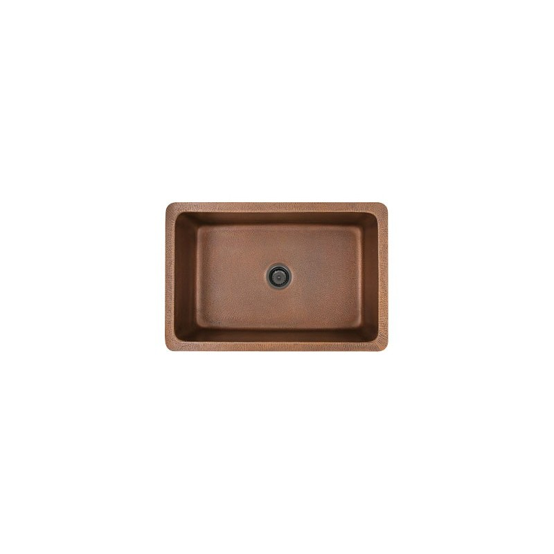 Apron Sink Cheap : Buy Franke DEJ710-30 16 ga copper single apron front sink at Discount ...