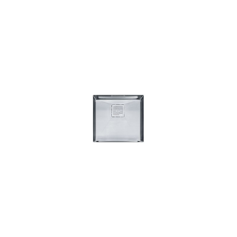 Buy Franke Pkx110 18 Sink Undermount Single Peak Ss At