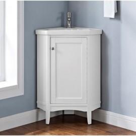 Fairmont Designs 1512-CV26 Shaker Americana 26 Corner Vanity