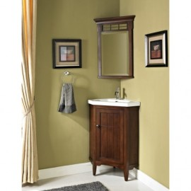 Fairmont Designs 169-CV26 Prairie 26 Corner Vanity and Sink Set