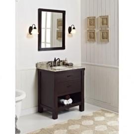 Fairmont Designs 1506-VH Napa Open Shelf Vanity