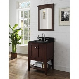 Fairmont Designs 1513-VH Shaker Americana Vanity - Open Shelf