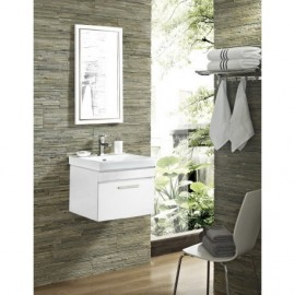 Fairmont Designs 177-WV Metropolitan Wall Mount Vanity and Sink Set