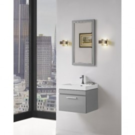 Fairmont Designs 179-WV Metropolitan Wall Mount Vanity and Sink Set