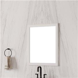 "Virta Charm CHA-MR-2436 Solid Wood 24"" Bathroom Mirror"