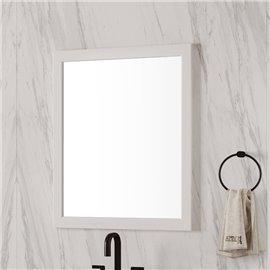 "Virta Charm CHA-MR-3036 Solid Wood 30"" Bathroom Mirror"