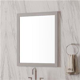 """Virta Essence ESS-MR-3036 Solid Wood 30"""" Bathroom Mirror"""